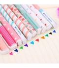 Lote de 10 colores - bolígrafos de gel - Kawaii