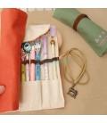 Estuche - Bolsa de almacenaje - Lápices - Cosméticos