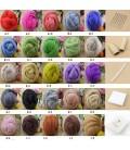 Kit completo para fieltro de lana - Fieltrado - Herramientas