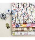 Lote de 4 telas coordinadas infantiles - Patchwork  - Costura