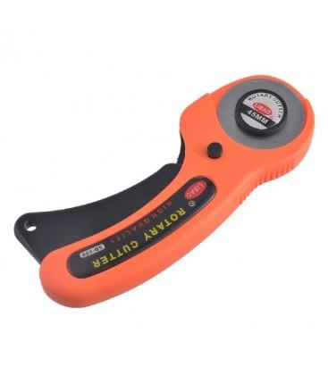 Cutter circular 45 mm para Patchwork - Cuero - Telas - Papel