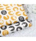 Tela de algodón con motivo de osos polares - Costura - Patchwork