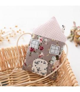 Bolsito para niñas - Bolso con forma de casita - Casa - Kawaii