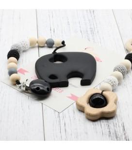 Set Mordedor - Pieza Gimnasio - Montessori - Juguetes para bebés