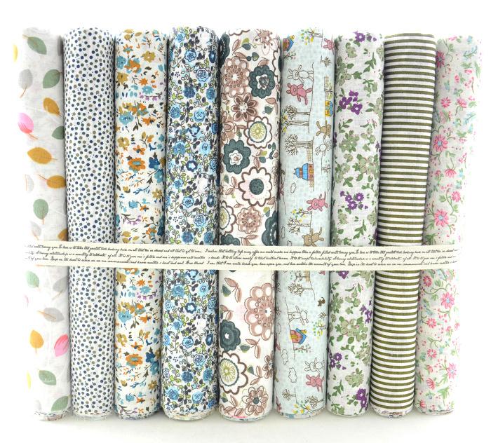 Retales patchwork dise o floral - Telas de tapizar baratas ...